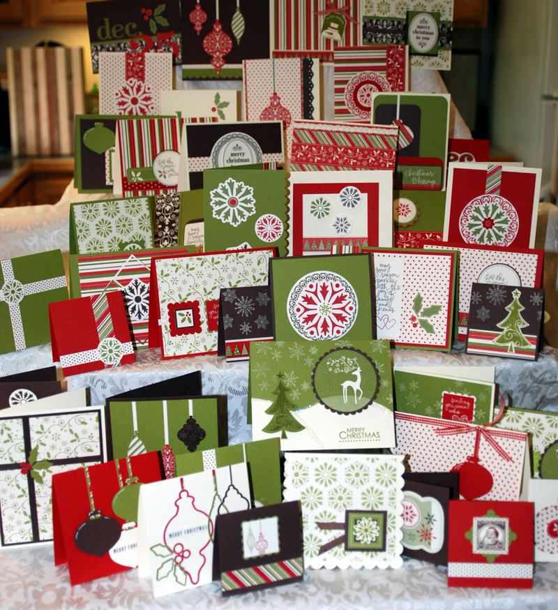 45 Holiday Cards and Counting