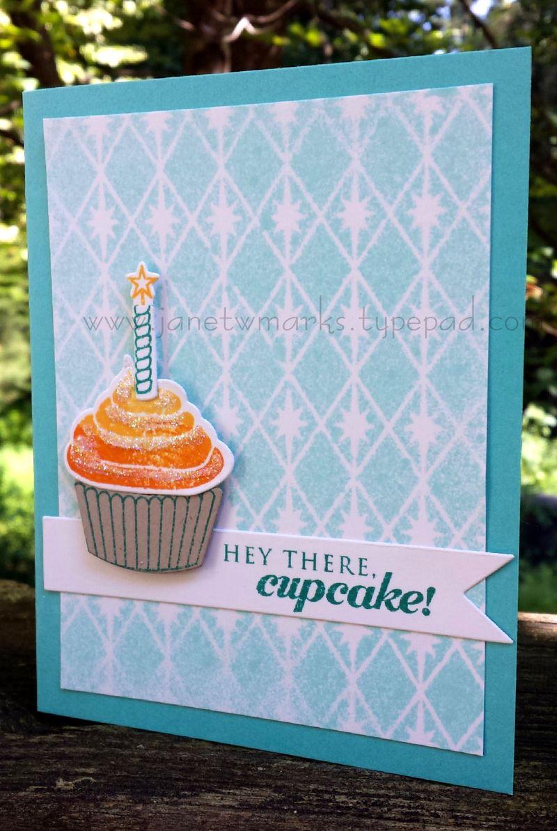 Hey there cupcake